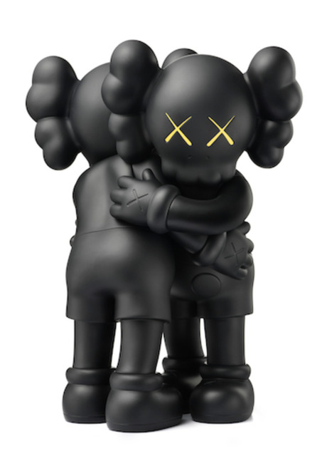 KAWS, 'Together Black', 2018, Gin Huang Gallery