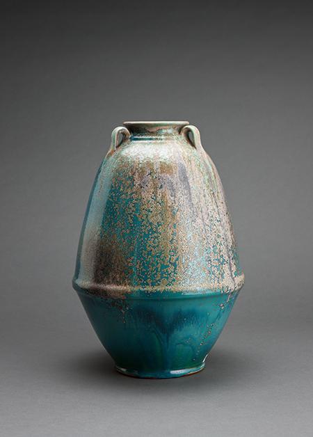 , 'Edo jar, patina green glaze,' , Pucker Gallery