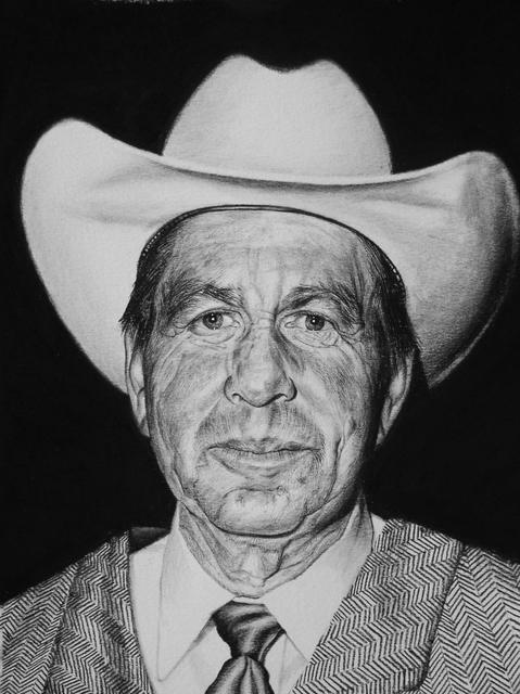 , 'Bob Padilla (Santa Fe Cowboy),' , Plus One Gallery