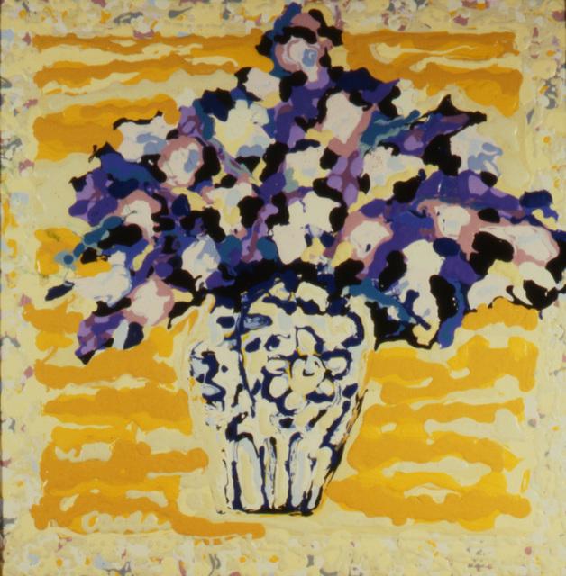 , 'Flower Triangle,' 1993, Ruiz-Healy Art