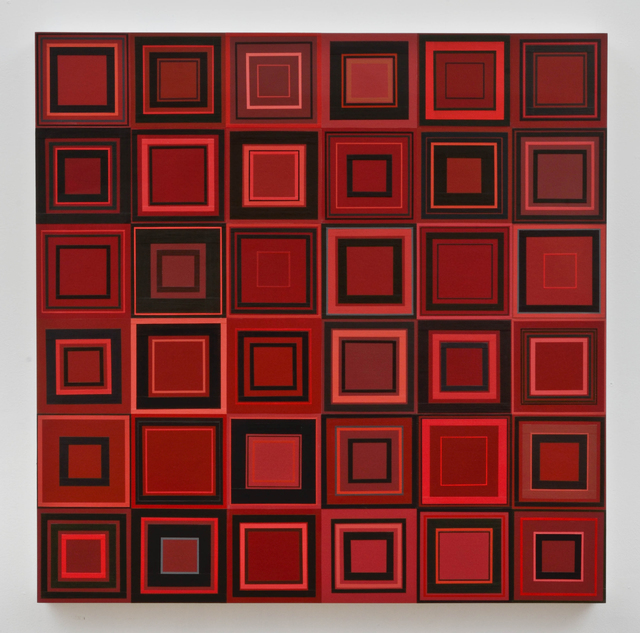 , 'Square No. 506,' 2012, Timothy Yarger Fine Art