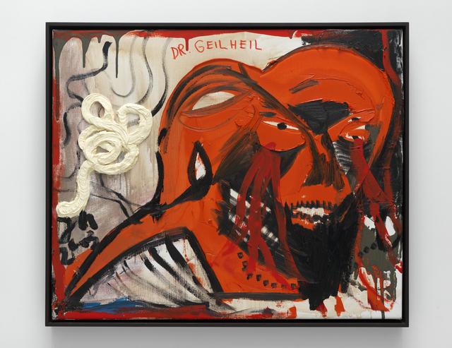 , 'Der Staatsbotaniker (Rache d´Orange),' 2004, Sies + Höke