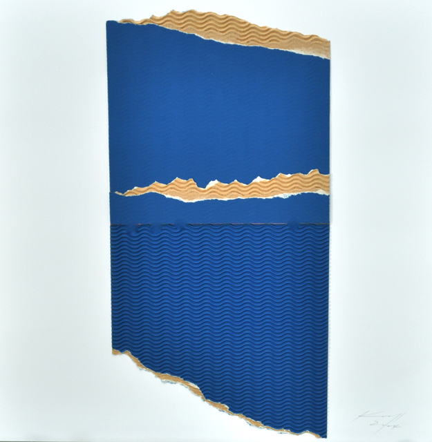 Edgar Knoop, 'Horizonte 4', 2004, O-68