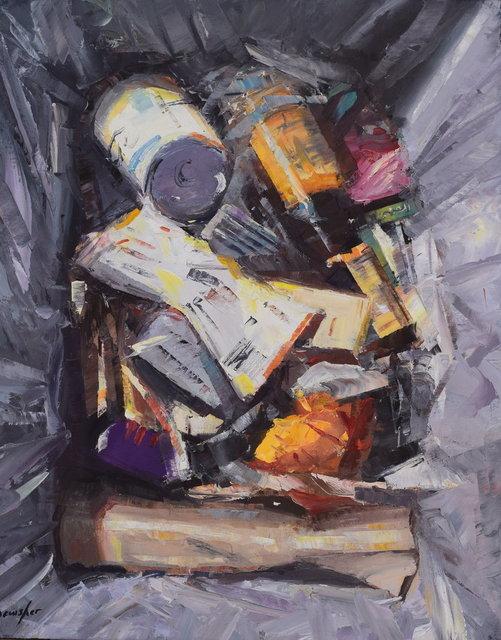 Steven Bewsher, 'Recycling Still Life', Gateway Gallery