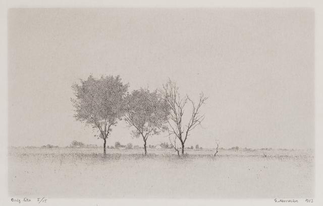 , 'Skanesilhuett (Scanian Silhouette),' , Pucker Gallery