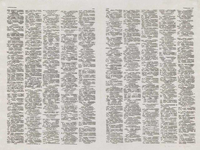 , 'Trascrizioni,' 1974, P420