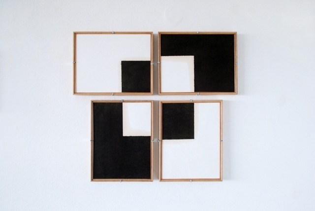 , 'Composition No. 23,' 2013, Josée Bienvenu