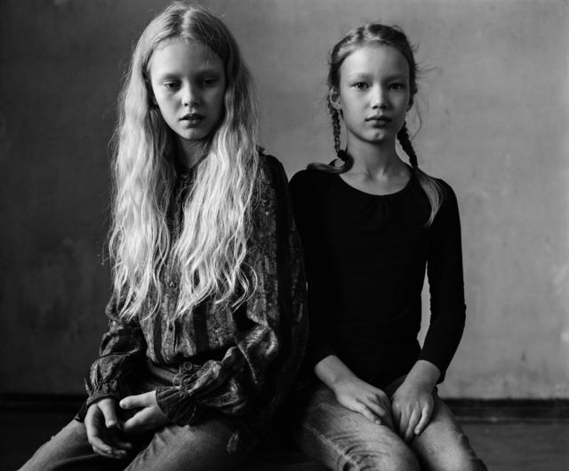 , 'Annikki and Inkeri,' 2016-2017, Galerie Les filles du calvaire