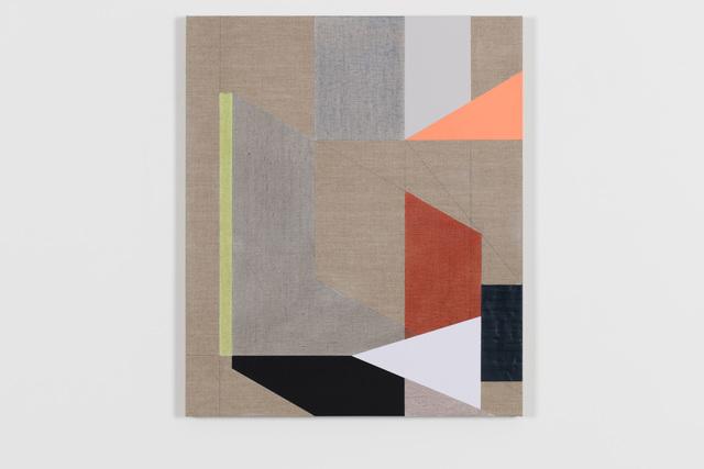 , 'OGVDS-GW (detail) B,' 2016, von Bartha