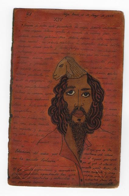 , 'Diario 8,' 1978, LAMB Arts