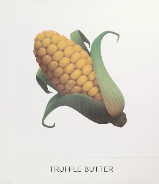 John Baldessari, 'Truffle Butter', 2018, Print, 9-color screenprint, Gemini G.E.L. at Joni Moisant Weyl