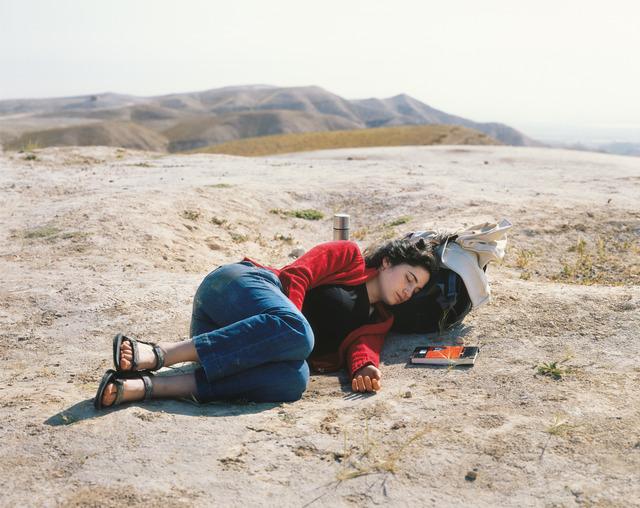 Yaakov Israel, 'Nili asleep, QMWD', 2004, GALLERY FIFTY ONE