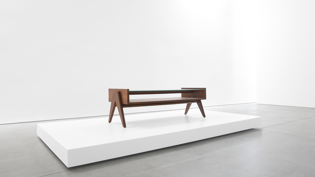 , 'Coffee Table from Chandigarh,' ca. 1960, Peter Blake Gallery