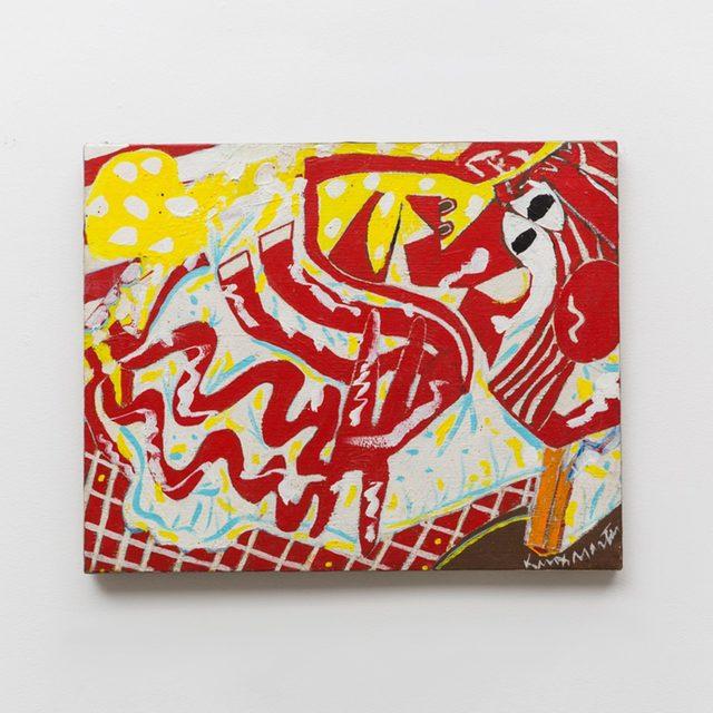 , 'Red Woman,' 1975, Todd Merrill Studio