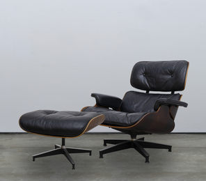 Eames Lounge Chair and Ottoman #1