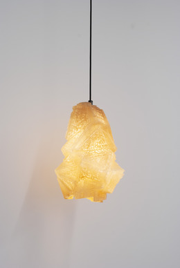 , 'Patterned Relief Pendant Light,' 2013, Volume Gallery