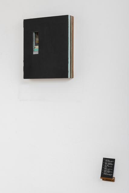 , 'Código atemporal VII,' 2018, LAMB Arts