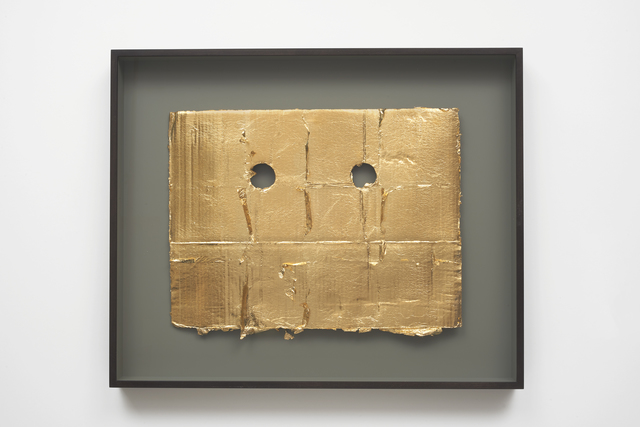 Peter Liversidge, 'Mask (2)', 2017, Ingleby Gallery
