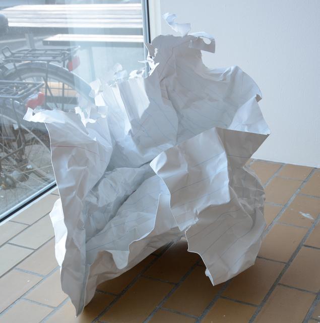 , 'Spiral Bound II (series 2),' 2015, Gallery Poulsen