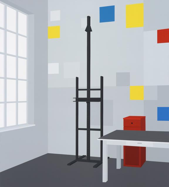, 'Raum 1399,' 2018, Galerie Nikolaus Ruzicska