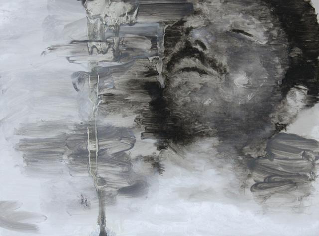 William Reinsch, 'Death Study 3', 2019, Castlegate House Gallery