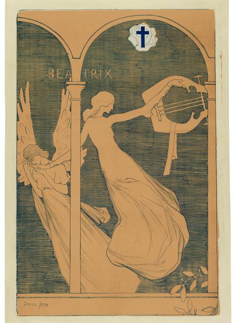 , 'Beatrix,' 1892-1893, Guggenheim Museum