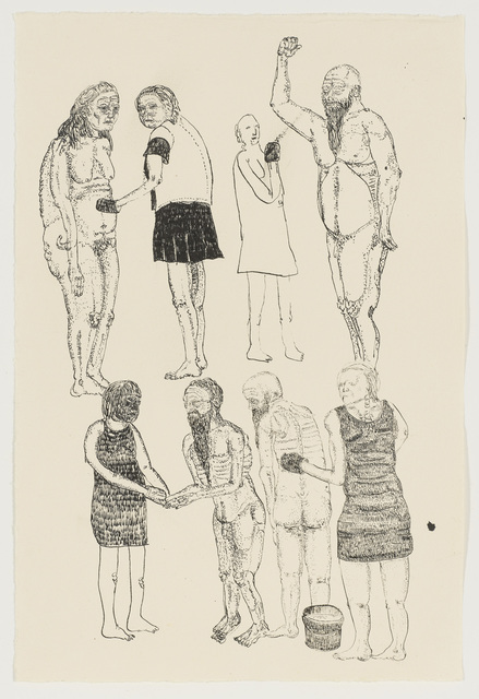 Bram Demunter, 'Wereldverzakers', 2018, Kristof De Clercq