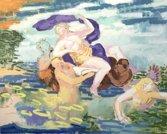 , 'The Birth Of Venus,' 2018, The Provincial