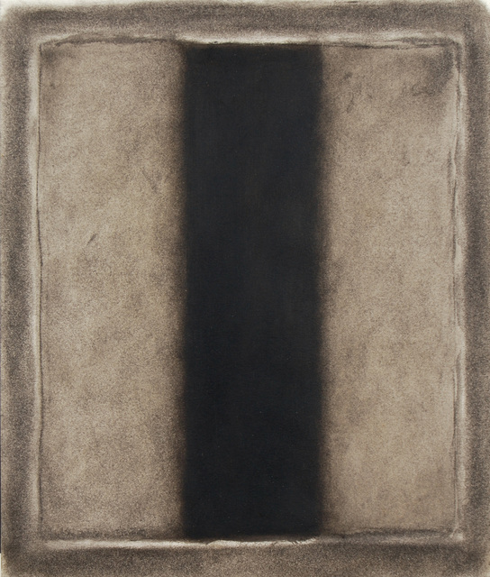 , 'Drawing with Soot,' 1996, ZAK BRANICKA