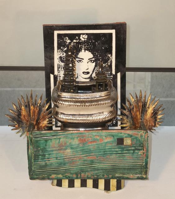 , 'Maria Callas in Turandot,' 2017, Carter Burden Gallery