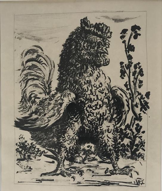 Pablo Picasso, 'Le Coq (The Rooster)', 1936, Les Yeux du Monde Gallery