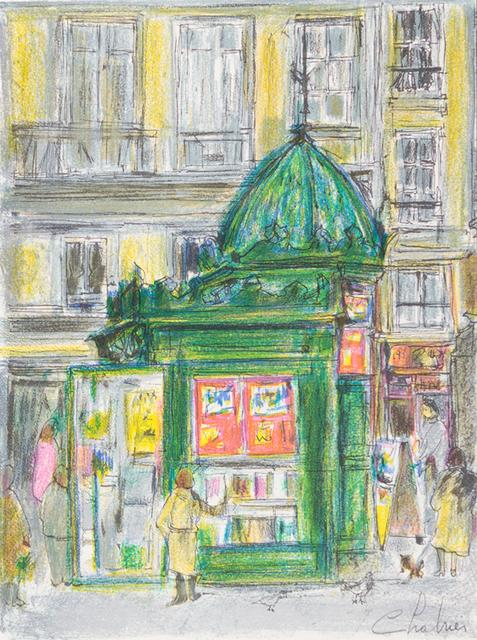 Nathalie Chabrier, 'Les Bruits de Paris', 1982, Art Lithographies