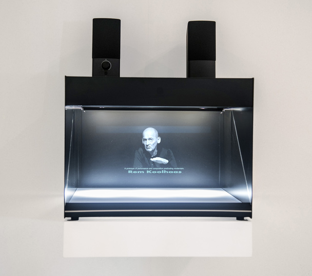 , 'Prisma Holográfico Dreamoc POP3,' 2015, Aurora Vigil-Escalera Art Gallery