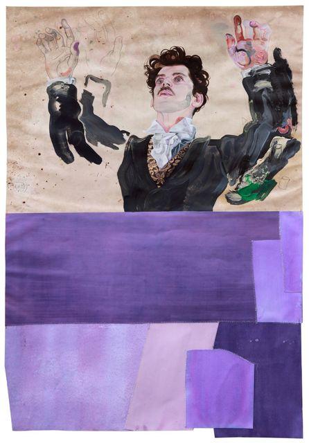 , 'Klassischer Fall,' 2017, Tim Van Laere Gallery