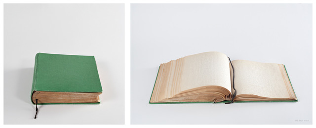 , 'The Holy Bible,' 2011, Wirtz Art