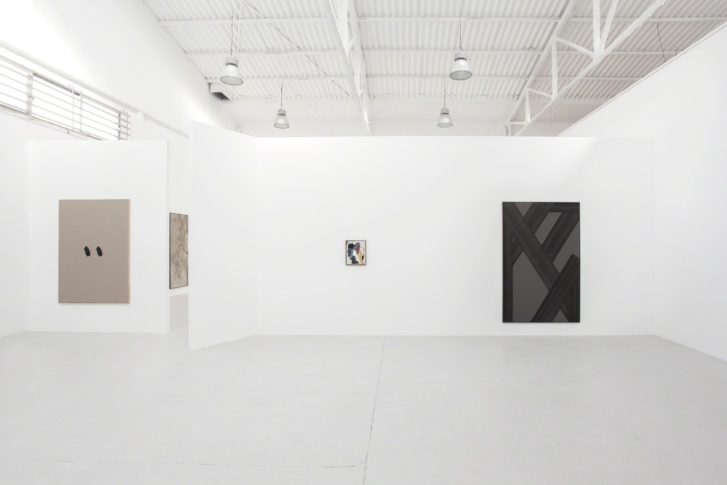 Group exhibition: 20 cm from the ground, 2017-2018. Part of the installation views, Louis 21.