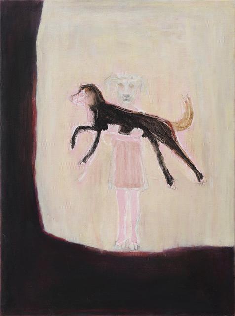 , 'Friend of a Friend,' 2017, Nancy Margolis Gallery