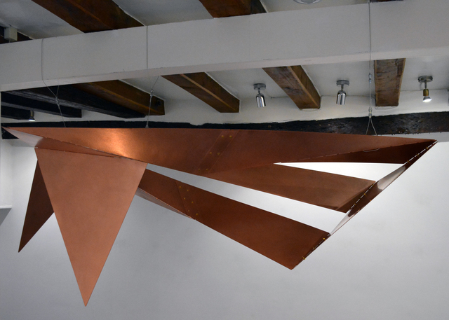 , 'Alma Dura V ,' 2018, Galerie NH