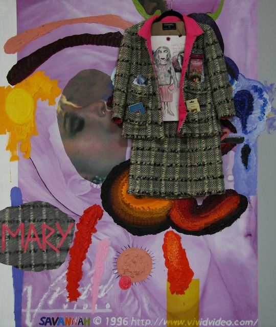 , 'Untitled (Mary),' 2013, Rod Bianco Gallery