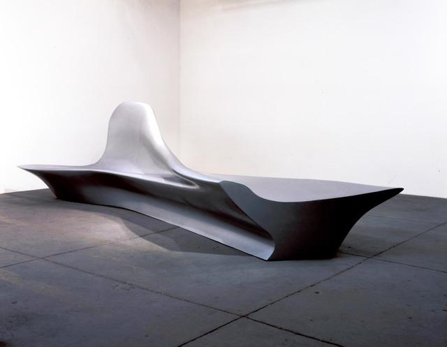 , 'Bench,' 2003, Zaha Hadid