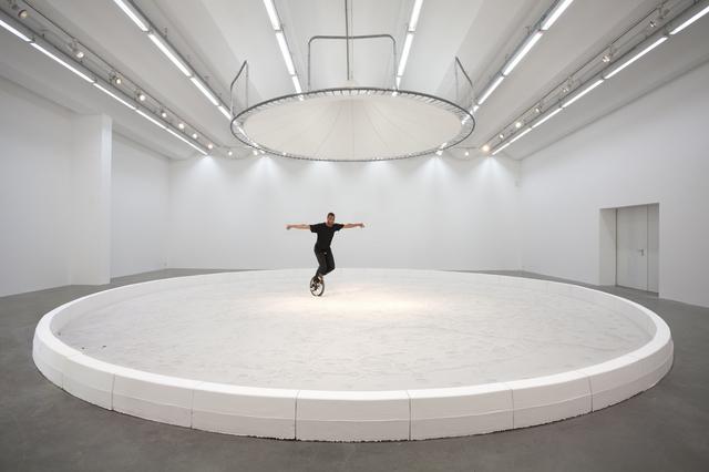 , 'Blinder Beifall: Einrad,' 2016, SEXAUER Gallery