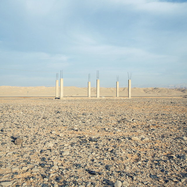 , 'Jordan Valley Highway, Wadi Rum, Jordan,' 2012, Artig Gallery