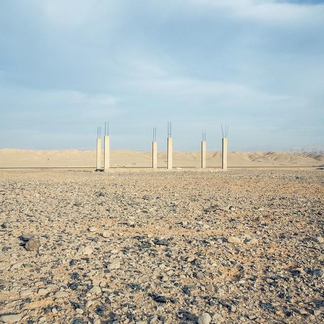 , 'Jordan Valley Highway, Wadi Rum, Jordan,' 2012, Artig Gallery