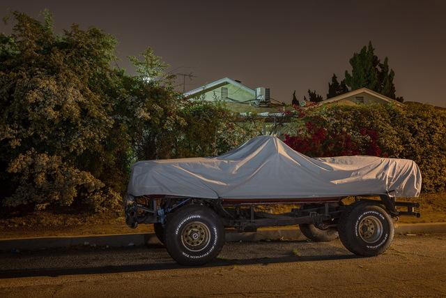 , 'Sleeping Car, Hatteras Street,' 2013, Fahey/Klein Gallery