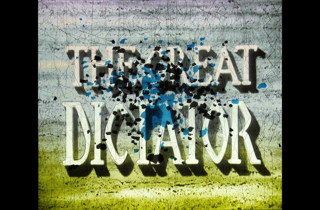 Vadim Zakharov, 'The Great Dictator 1', 2014, Photography, Diasec, Mario Mauroner Contemporary Art Salzburg-Vienna