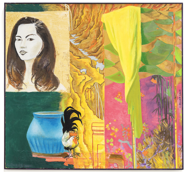 , 'Golden Mountain,' 2005, Rosamund Felsen Gallery