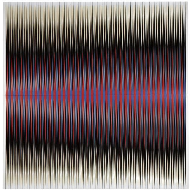 , 'Torsión mobilo statique B 702,' 1968, Museo de Arte Contemporáneo de Buenos Aires