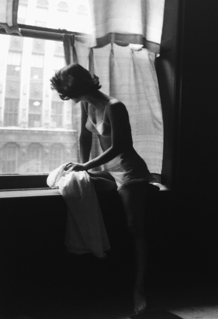 Lillian Bassman, 'Next to Nothing..., New York, Junior Bazaar', 1948, Peter Fetterman Gallery