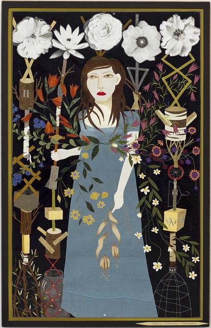 , 'Artificial Flowers,' 2013, Antieau Gallery