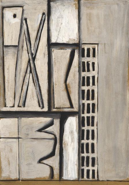 , 'Estructura en blanco,' 1965, Cecilia de Torres, Ltd.